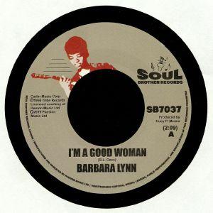 LYNN, Barbara - I'm A Good Woman
