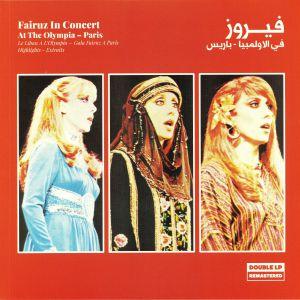 FAIRUZ - In Concert At The Olympia Paris (remastered)