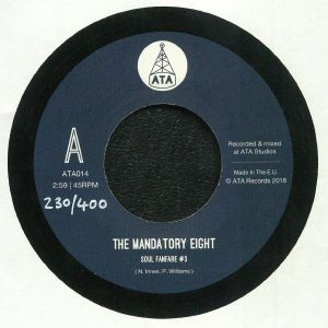 MANDATORY EIGHT, The - Soul Fanfare #3