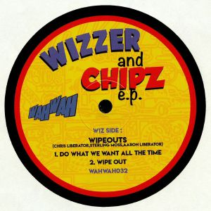 WIPEOUTS, The/RATS ON ACID/THE GEEZER - Wizzer & Chipz EP