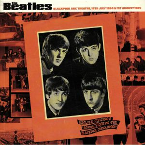 BEATLES, The - Blackpool ABC Theatre 19th July 1964 & 1st August 1965