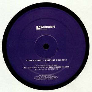 BICKNELL, Steve - Constant Movement