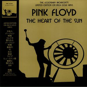 PINK FLOYD - The Heart Of The Sun: The Legendary Broadcasts