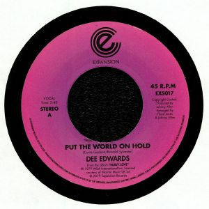 EDWARDS, Dee - Put The World On Hold