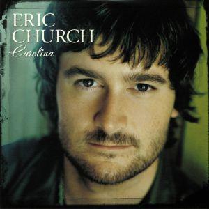 CHURCH, Eric - Carolina (reissue)