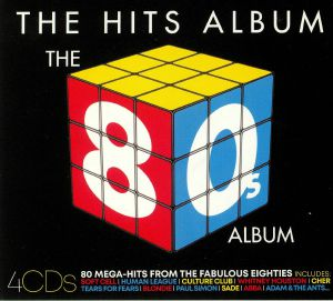 VARIOUS - The Hits Album: The 80s Pop Album