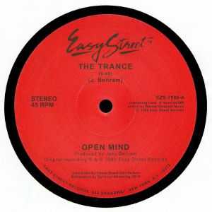 OPEN MIND aka JOEY BELTRAM - The Trance