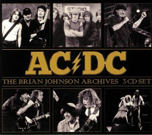 AC/DC - The Brian Johnson Archives