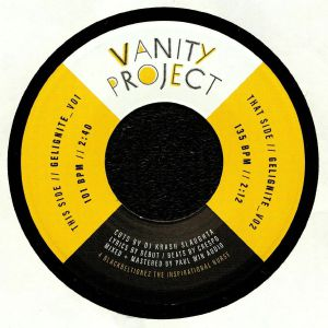 VANITY PROJECT, The - Gelignite