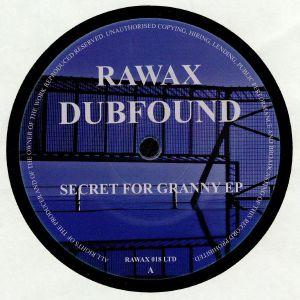 DUBFOUND - Secret For Granny EP
