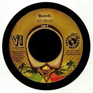 BATCH/NIYORAH - All Ways