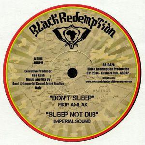 FIKIR AMLAK/IMPERIAL SOUND/JAH MARCUS - Don't Sleep