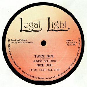 DELGADO, Junior/LEGAL LIGHT ALL STAR - Twice Nice