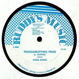 KING KONG - Raggamuffing Pass