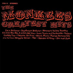 MONKEES, The - Greatest Hits