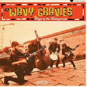 LOS WAVY GRAVIES - Kings Of The Underground