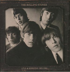 ROLLING STONES, The - Live & Sessions 1963-1966