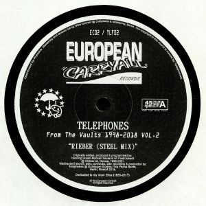 TELEPHONES - From The Vaults 1998-2018 Vol 2