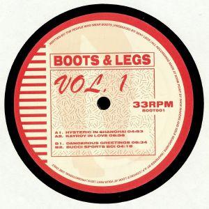 BOOTS & LEGS - Vol 1