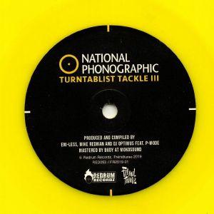 ENI LESS/MIKE REDMAN/DJ OPTIMUS feat P MODE - National Phonographic: Turntablist Tackle 3