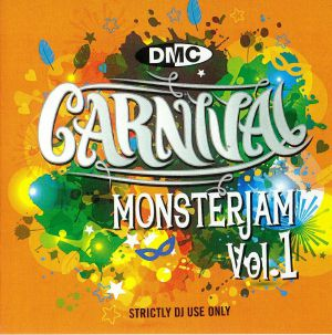 VARIOUS - Carnival Monsterjam (Strictly DJ Only)
