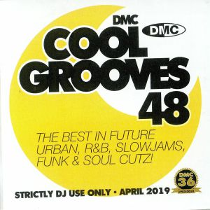VARIOUS - Cool Grooves 48: The Best In Future Urban R&B Slowjams Funk & Soul Cutz! (Strictly DJ Only)