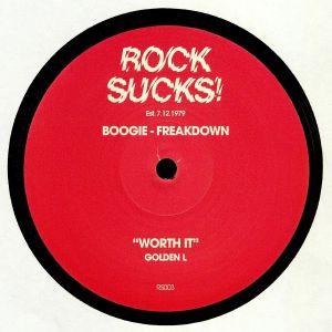 BOOGIE/GOLDEN L/CASON/LEISA - Freakdown