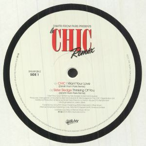 CHIC/SISTER SLEDGE - I Want Your Love
