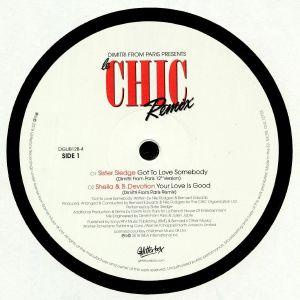 SISTER SLEDGE/SHEILA/B DEVOTION - Got To Love Somebody (Dimitri From Paris remixes)