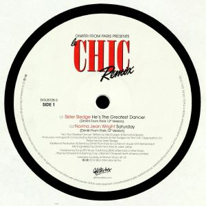 SISTER SLEDGE/NORMA JEAN WRIGHT - He's The Greatest Dancer (Dimitri From Paris remixes)