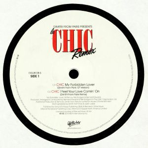 CHIC - My Forbidden Lover (Dimitri From Paris remixes)