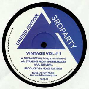 NOISE FACTORY - Vintage Vol #1 (I Bring You The Future)