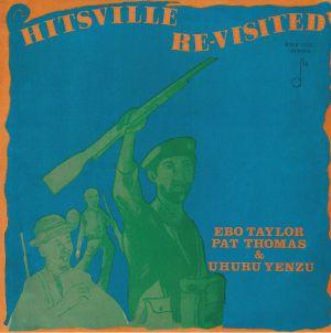 TAYLOR, Ebo/PAT THOMAS/UHURU YENZU - Hitsville Re Visited