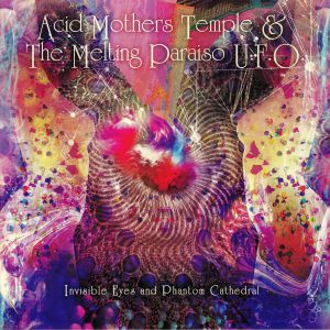 ACID MOTHERS TEMPLE & THE MELTING PARAISO UFO - Tote Bag 1 (Record Store Day 2019)