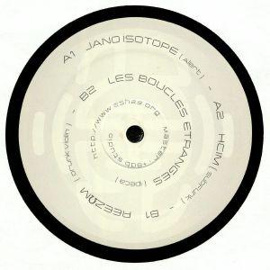 JANO ISOTOPE/HCIM/REEZOHM/LES BOUCLES ETRANGES - 23h23 02 EP1