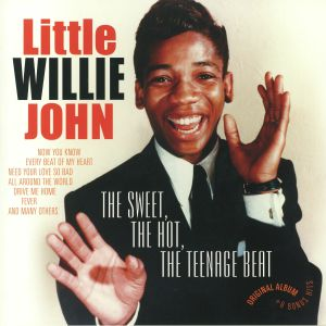 LITTLE WILLIE JOHN - The Sweet The Hot The Teenage Beat (reissue)