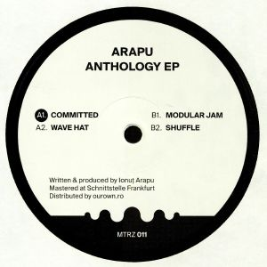 ARAPU - Anthology EP