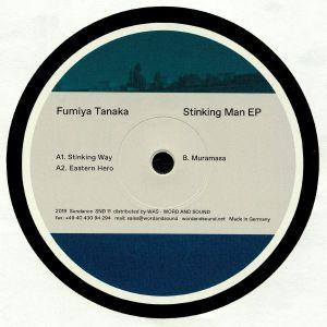 TANAKA, Fumiya - Stinking Man EP