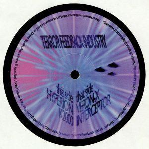TERROR FEEDBACK INDUSTRY - Interceptor EP