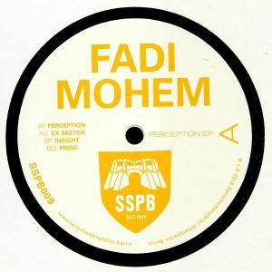 MOHEM, Fadi - Perception EP