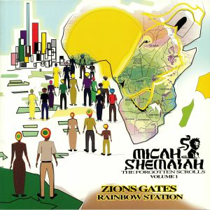 SHEMAIAH, Micah - The Forgotten Scrolls Volume 1