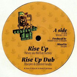 PARVEZ/UNLISTED FANATIC/DISCIPLES - Rise Up