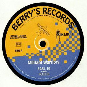 EARL 16/IKADUB - Militant Warriors