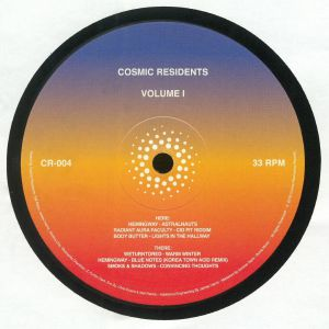 HEMINGWAY/RADIANT AURA FACULTY/BODY BUTTER/WETURNTORED/KOREA TOWN ACID/SMOKE & SHADOWS - Cosmic Residents Vol 1