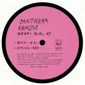 PANTHERA KRAUSE - Genki Girl EP