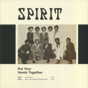 SPIRIT - Spirit (reissue)