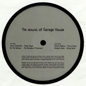 COTTERELL, Marc/ED THE SPREAD/GRANT NELSON/ROCKET DUBZ - The Sound Of Garage House