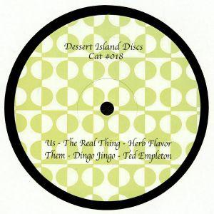 HERB FLAVOR/TED EMPLETON - Dessert Island Discs 018