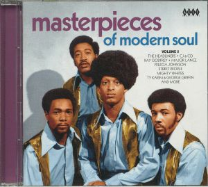 VARIOUS - Masterpieces Of Modern Soul Volume 5