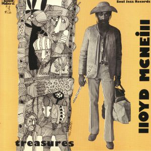 McNEILL, Lloyd - Treasures (reissue)